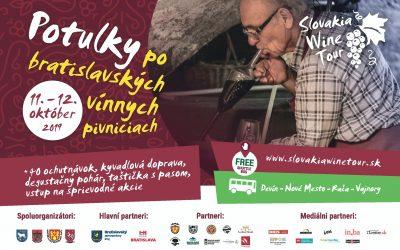 Potulky po bratislavských vínnych pivniciach